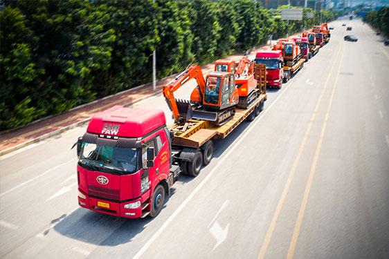 广西重通物流运输