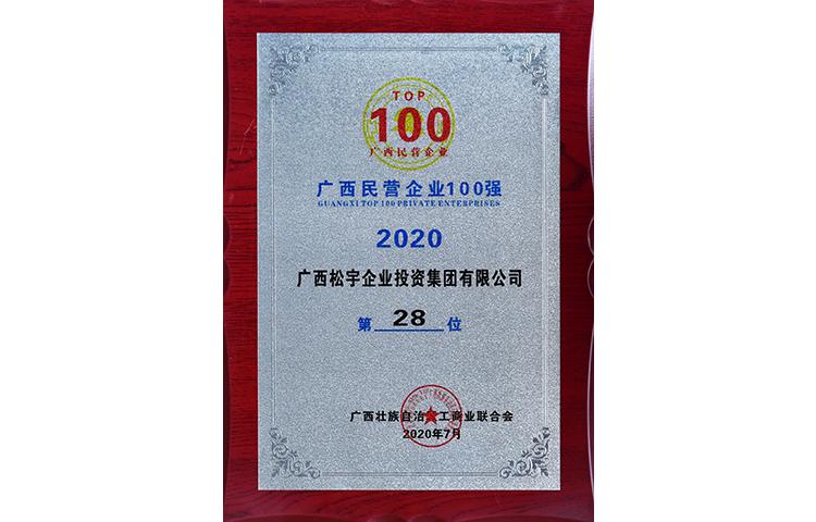 贝博西甲民营企业100强第29位